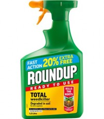 Roundup Total Weedkiller Ready To Use 1.2L