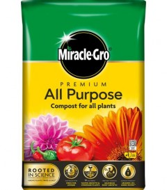Miracle-Gro All Purpose Compost - 40 Litres