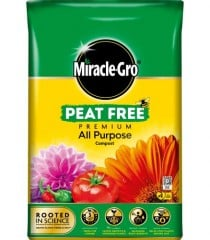 Miracle-Gro All Purpose Peat Free Compost