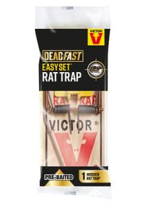 Deadfast Easy Set Rat Trap