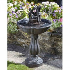 Chapelwood Tipping Pail Fountain