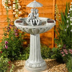 Chapelwood Umbrella Fountain