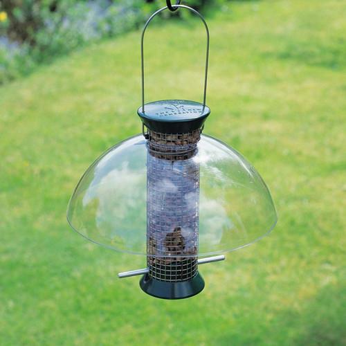 Droll Yankee Seattle Rain Guard Bird Feeder Accessories