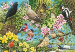 Nature's Finest Jigsaw 500 Pieces
