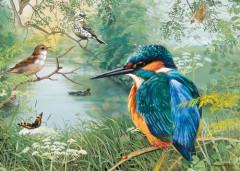 Natures Reserve Jigsaw 1000 Pieces