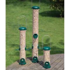 Bird Lovers Seed Feeders (Green)