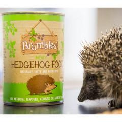 Brambles Meaty Hedgehog Food - 400g