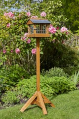 Tom Chambers Squirrel Stop! Bird Table