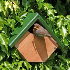 CJ Wildlife Robin & Wren Nest Bo