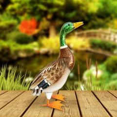 Deluxe Metal Duck