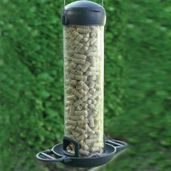 Henry Bell Essentials Plus Suet Bites And Mealworm Feeder