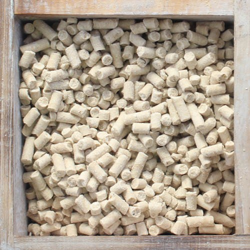 500g Pouch Insect Treat Pellets