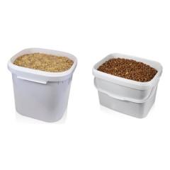 Bird Food Storage Bin & Lid - 20kg or 12.55kg