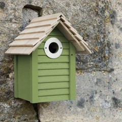 Wildlife World New England Nest Box