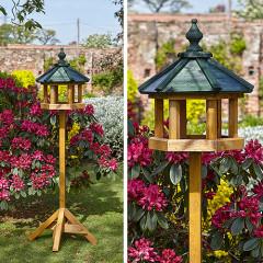 Tom Chambers Bird Oasis Bird Table