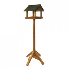 Tom Chambers Forest Green Cuisine Bird Table