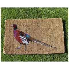Fallen Fruits Coir Pheasant Doormat