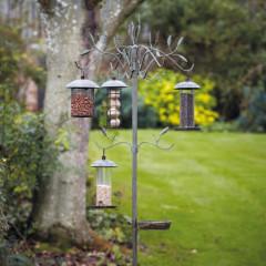 Peckish Secret Garden Dining Station