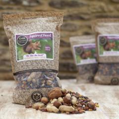 Wildlife World Cotswold Granaries Squirrel Food