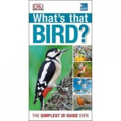 What's that Bird Book