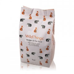 Wild Things Badger and Fox Food - 2kg
