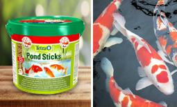 Pond & Fish Food